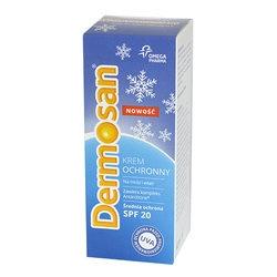 Dermosan, krem ochronny na wiatr i mróz, SPF20, 40 ml