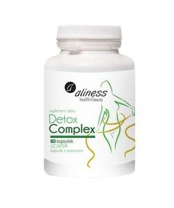 ALINESS - Detox Complex - 60kaps