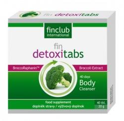 DETOXITABS - 40 tabletek