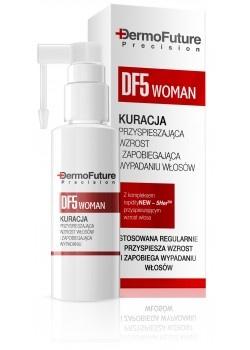 DF5 WOMaN, Kuracja Przyśpieszająca Wzrost i zapobiegająca wypadaniu włosów, 30 ml