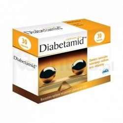 Diabetamid, kapsułki, 30 szt
