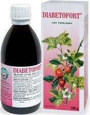 Diabetofort, płyn, doustny, 100 g