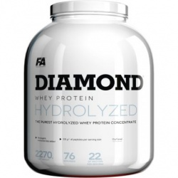 FITNESS AUTHORITY - Diamond Hydrolysed - 2270g