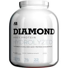 FITNESS AUTHORITY - Diamond Hydrolysed