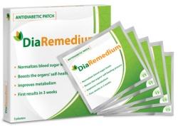 DiaRemedium, 5 plastrów