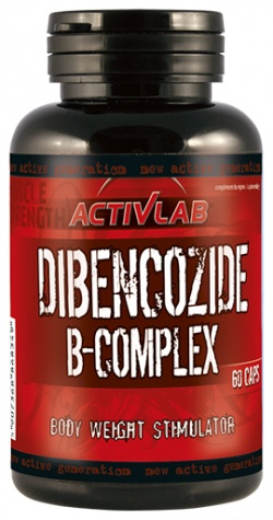 ACTIVLAB - Dibencozide B-COMPLEX - 60kaps