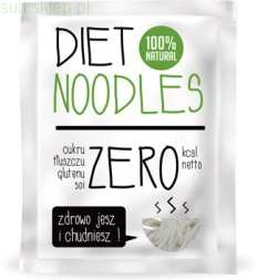 DIET FOOD - Makaron - Diet Noodles - 260g