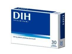 DIH, 500 mg, tabletki powlekane, 30 szt