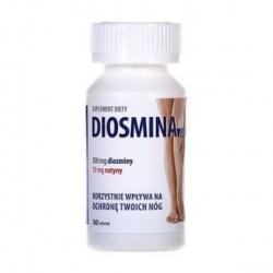 Diosmina LGO, tabletki, 30 szt