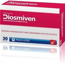 Diosmiven, 30 tabletek