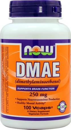 DMAE 250mg, 100 kapsułe