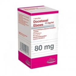 Docetaxel-Ebewe (docetaksel)