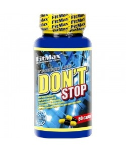 FITMAX - Dont Stop - 60kaps