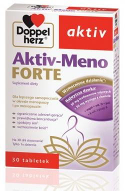 Doppelherz aktiv Aktiv-Meno Forte