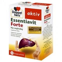Doppelherz Aktiv Essentiavit Forte na wątrobę