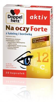 Doppelherz Aktiv Na oczy Forte