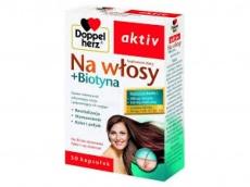 Doppelherz Aktiv Na włosy + Biotyna