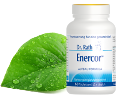 Dr Rath Enercor, 60 tabl