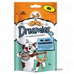 Dreamies Przeciw kłaczkom, Dreamies, 55 g