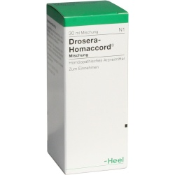 Drosera - Homaccord