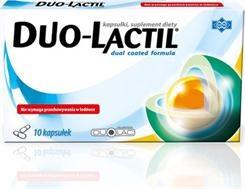Duo-Lactil, 10 kapsułek