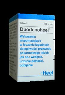 Duodenoheel, tabletki, 50 sztuk