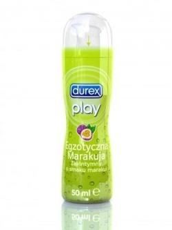 Durex Play, żel intymny, Egzotyczna Marakuja, 50 ml