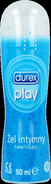 Durex Play, żel intymny nawilżający