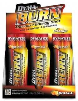 DYMATIZE - Dyma Burn SHOT - 60ml