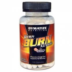 DYMATIZE - Dyma-Burn ( Dyma Burn ) Xtreme Raspberry Ketones - 120kaps