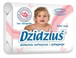 Hipoalergiczne mydło toaletowe DZIDZIUŚ, 100g