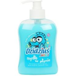 Mydło w płynie Dzidziuś Junior o zapachu gumy balonowej, 300 ml