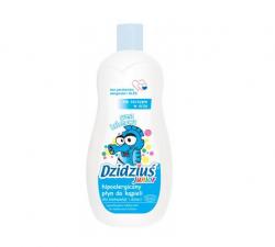 Hipoalergiczny płyn do kąpieli DZIDZIUŚ junior o zapachu gumy balonowej, 500 ml