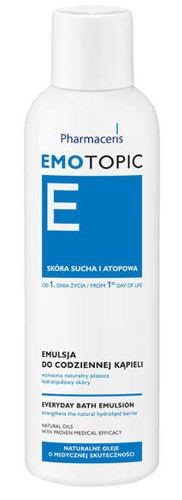 E Emotopic emulsja do kąpieli