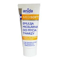 Anida Medi Soft micelarna emulsja do mycia twarzy