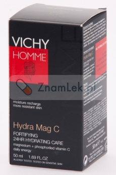 ZESTAW Vichy Hydra Mag C+