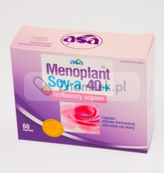 Menoplant soy-a 40 Plus