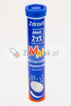 Zdrovit Complex Multiwitamina i minerały + Żeń-Szeń