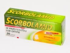 Scorbolamid