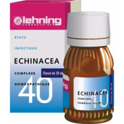 Echinacea Complexe Nr 40, 30 ml