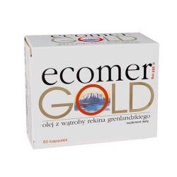 Ecomer Gold, 500 mg, kapsułki, 60 szt
