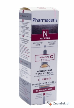 Pharmaceris N Koncentrat z wit. C