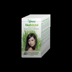 EkaBelvital - skrzyp polny+pokrzywa - tabletki -  EkaMedica, 45 tabletek