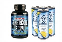 Energon X 1000 + FIT DRINK