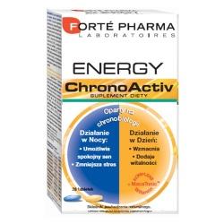FORTE PHARMA ENERGY CHRONOACTIV 28 TABLETEK