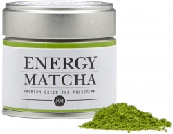 TEATOX, Energia Matcha, 30 g
