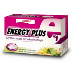 ENERGY PLUS, 36 TABLETEK