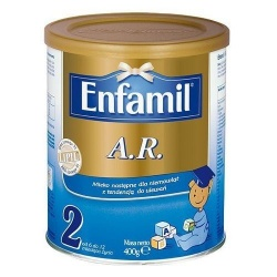 Enfamil AR 2, mleko następne, powyżej 6 m-ca, 400 g