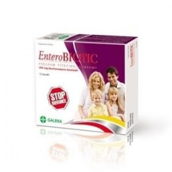 EnteroBiotic, kapsułki, 10 szt