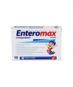 Enteromax, 10 saszetek